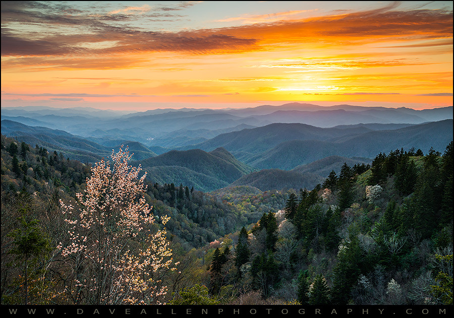Great Smoky Mountains Landscape Photography Great Smoky