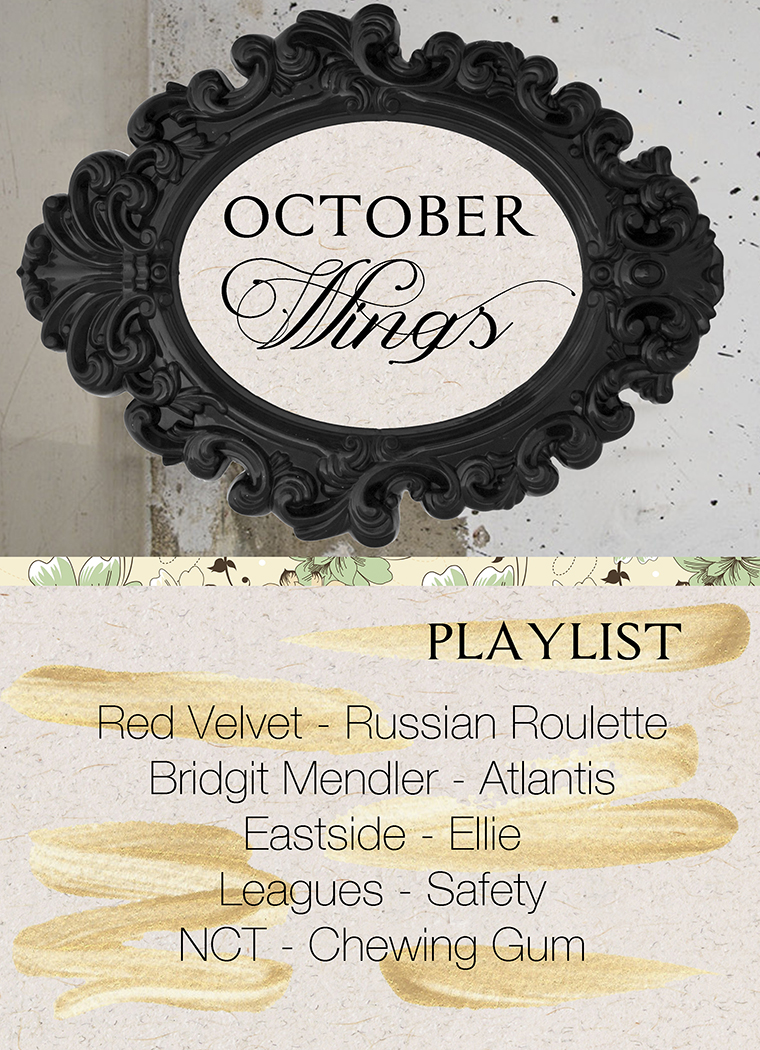 October theme Wings