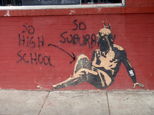 So Suburban So High School | by Daquella manera