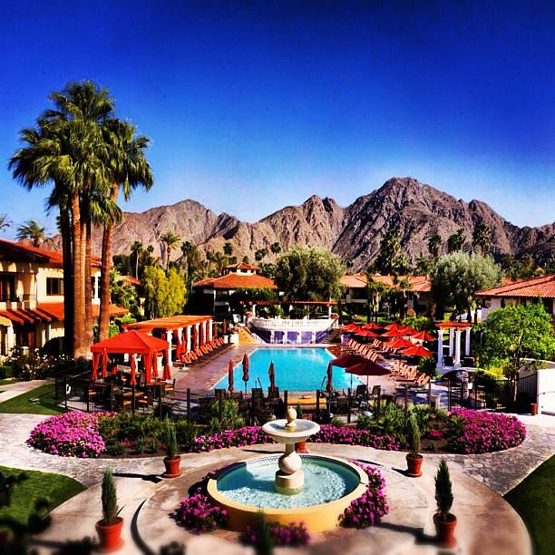 Miramonte Indian Wells Resort Spa Curio
