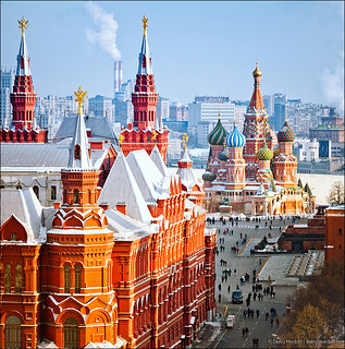 Heart of Moscow | by Dmitry Mordolff
