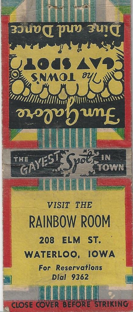 Rainbow Room New York View