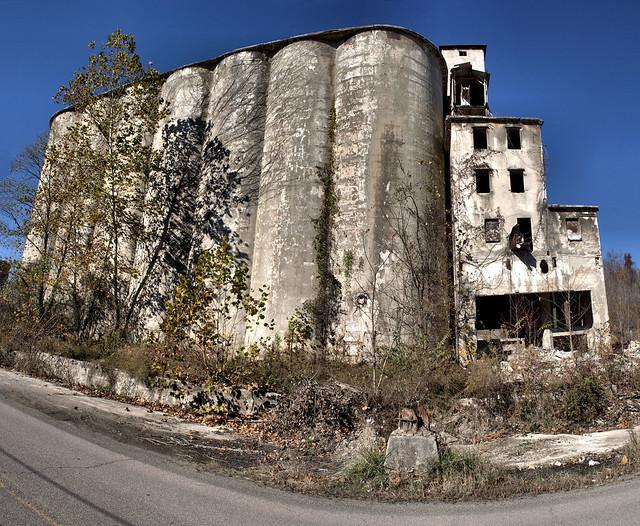 Alpha Portland Cement Company Ironton Ohio Underground : Alpha portland cement company ironton ohio flickr