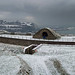 Snowy Panorama from the Drop Redoubt