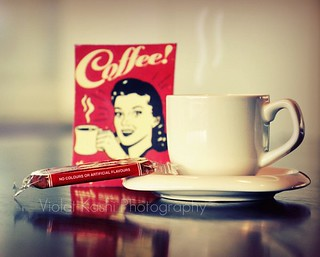 Chocolate, men, coffee - some things are better rich. | by Violet Kashi