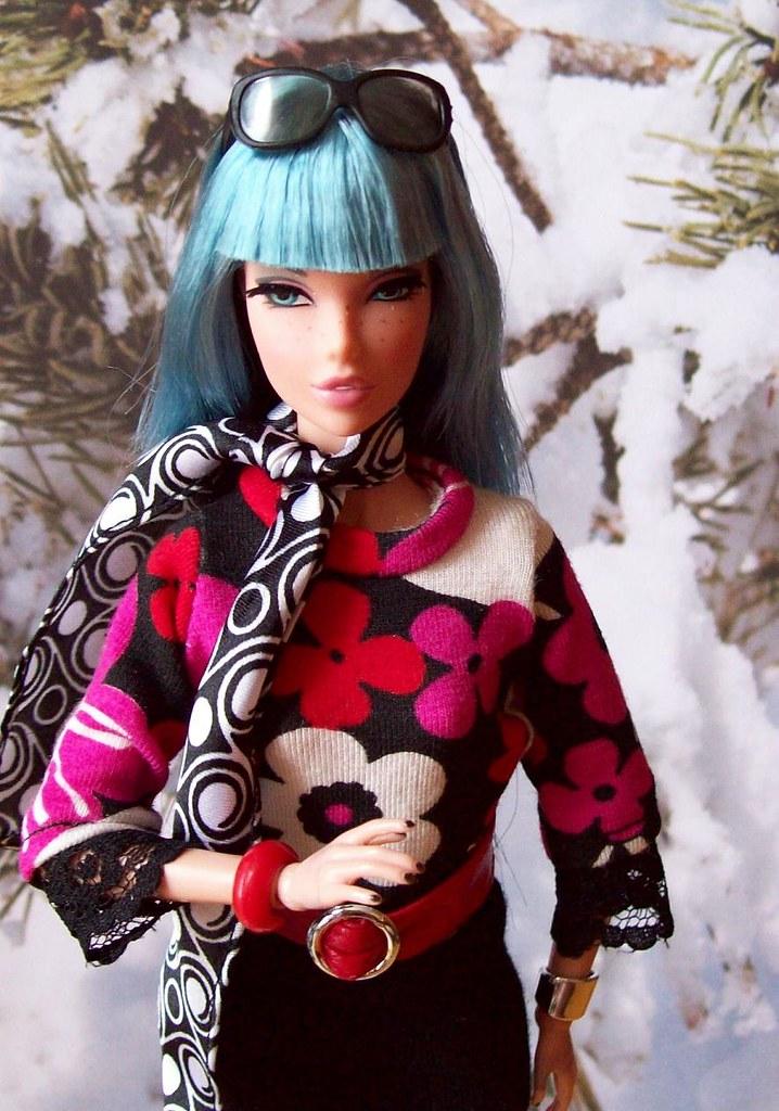 Fashion Fever Barbie Blonde