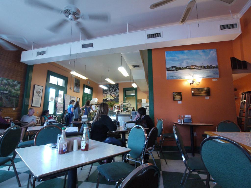 New Orleans Cake Coffee Bakery Menu