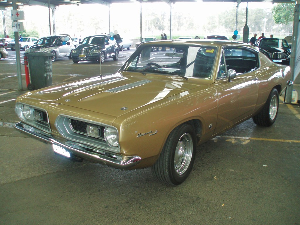 1967 Plymouth Barracud...