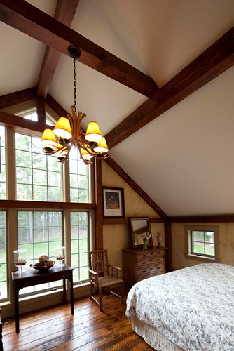 Master Bedroom | by Yankee Barn Homes
