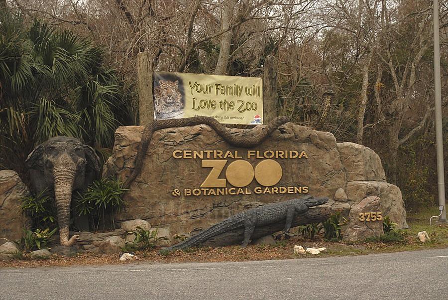 Central Florida Zoo And Botanical Gardens Central Florida Flickr