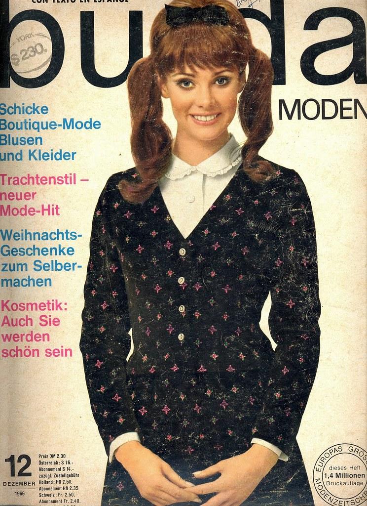Magazine Burda Fashion