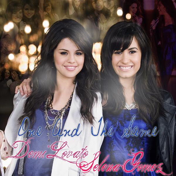 Selena Gomez & Demi Lovato One And The Same Single Cover ...