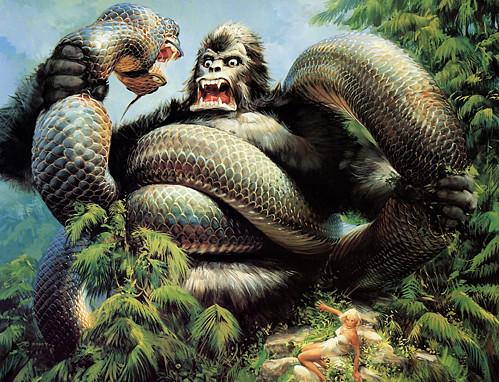 gorilla snake | cc7995899786d253b1c42eb0310bc915 | Flickr