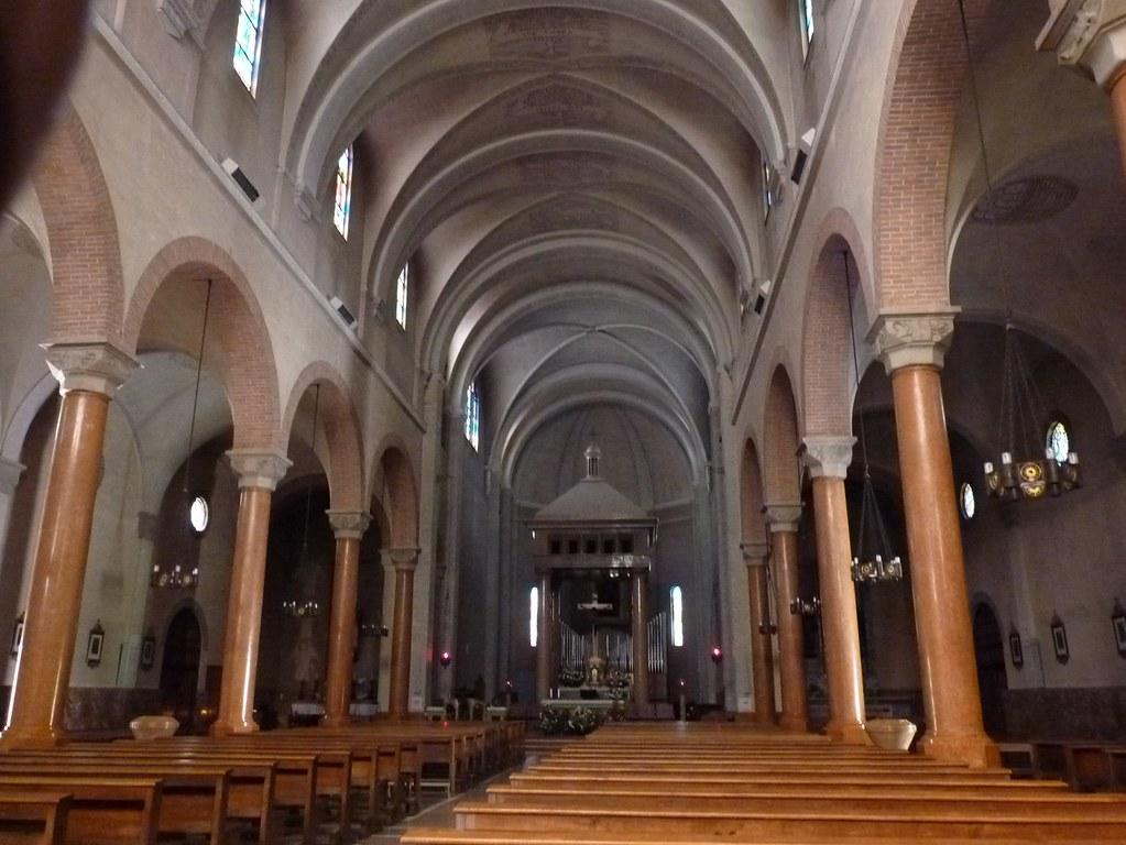 Belfiore d 39 adige vr l 39 interno della chiesa parrocchial for Interno help