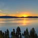 Tahoe Sunrise - Monday