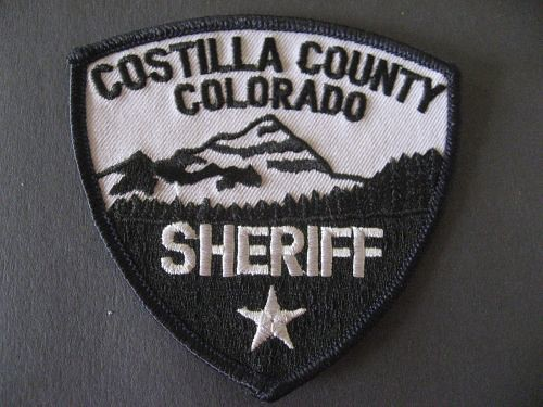 Costilla County Sheriff co Costilla County Sheriff