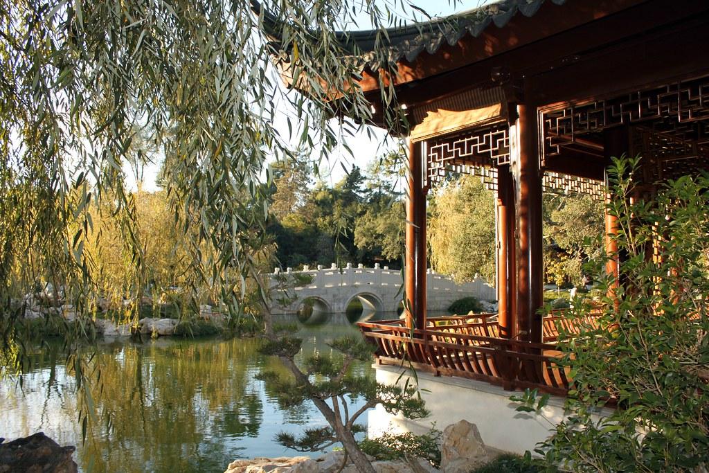 Chinese Garden Huntington Library Botanical Garden