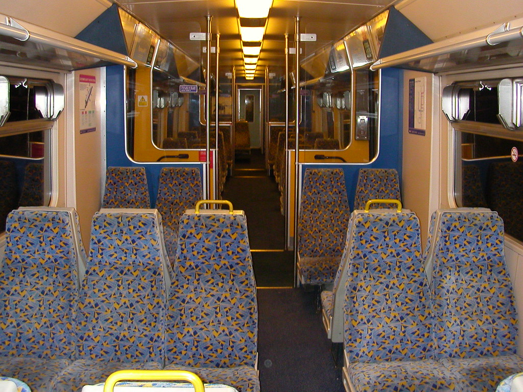 Class 319 Interior View