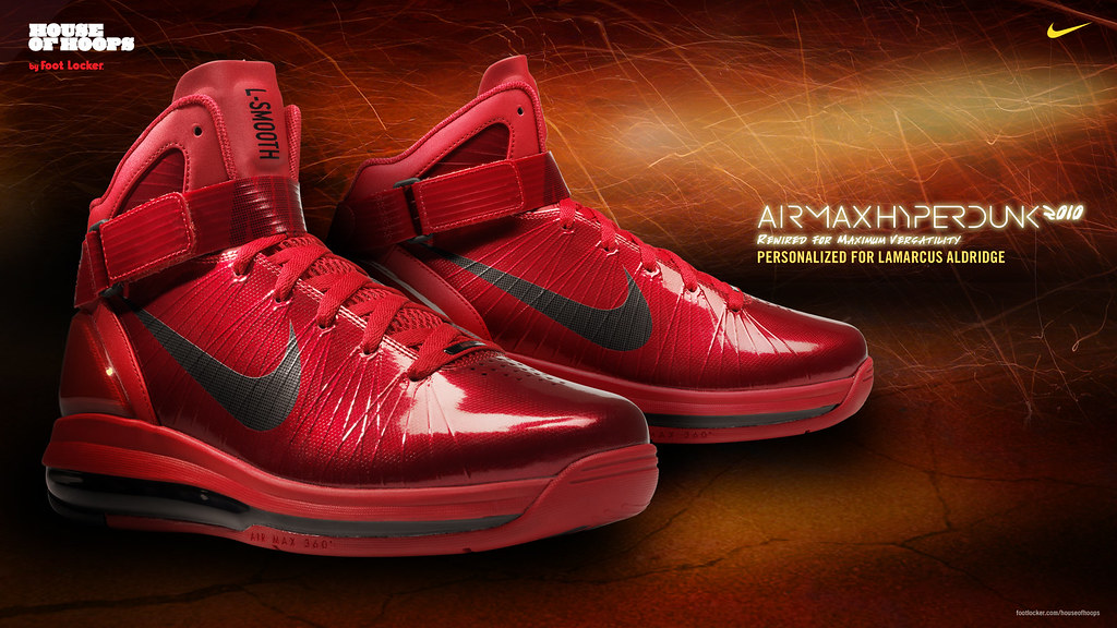 online retailer 86597 5c585 House of Hoops Wallpaper   Nike Air Max Hyperdunk 2010 Playe…   Flickr