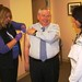 Senator Moore gets his annual flu shot