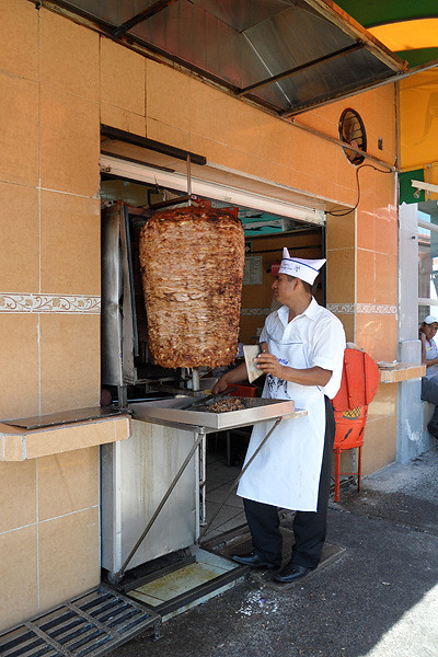 Trompo de Tacos al Pastor