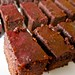 Barley, Sweet Potato Brownies
