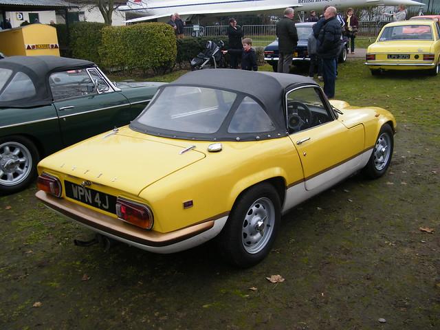1970 Lotus Elan S4 Flickr Photo Sharing