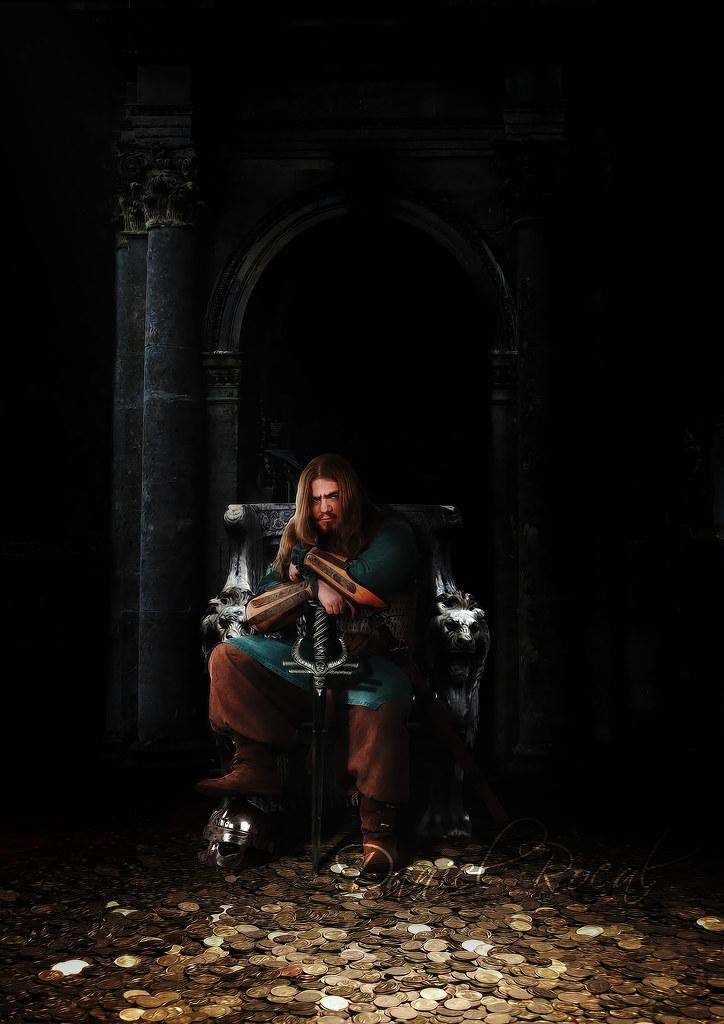 Thorin ii oakenshield por favor ver en grande please for Garden rooms rocal