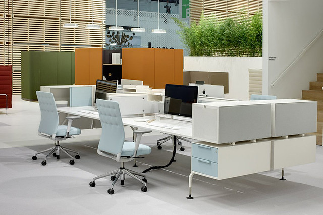 vitra for offices vitra furniture edeka office offenburg germany home design ideas home. Black Bedroom Furniture Sets. Home Design Ideas