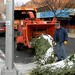 Mulchfest, great Parks Dept. staff!