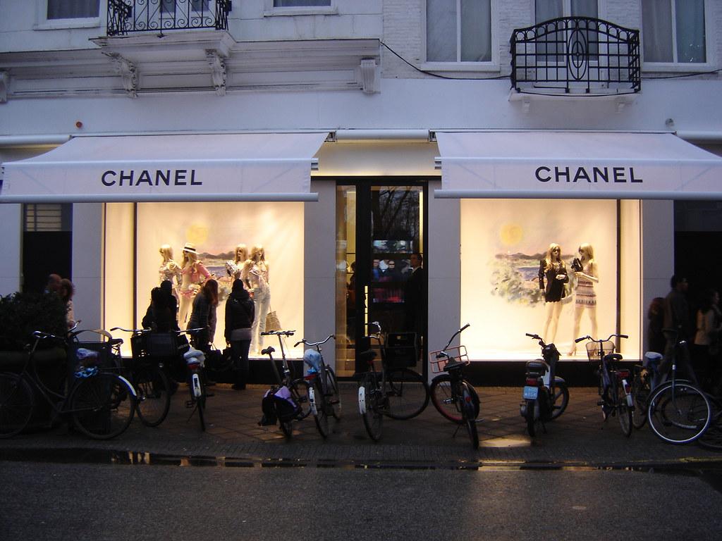 amsterdam  chanel store