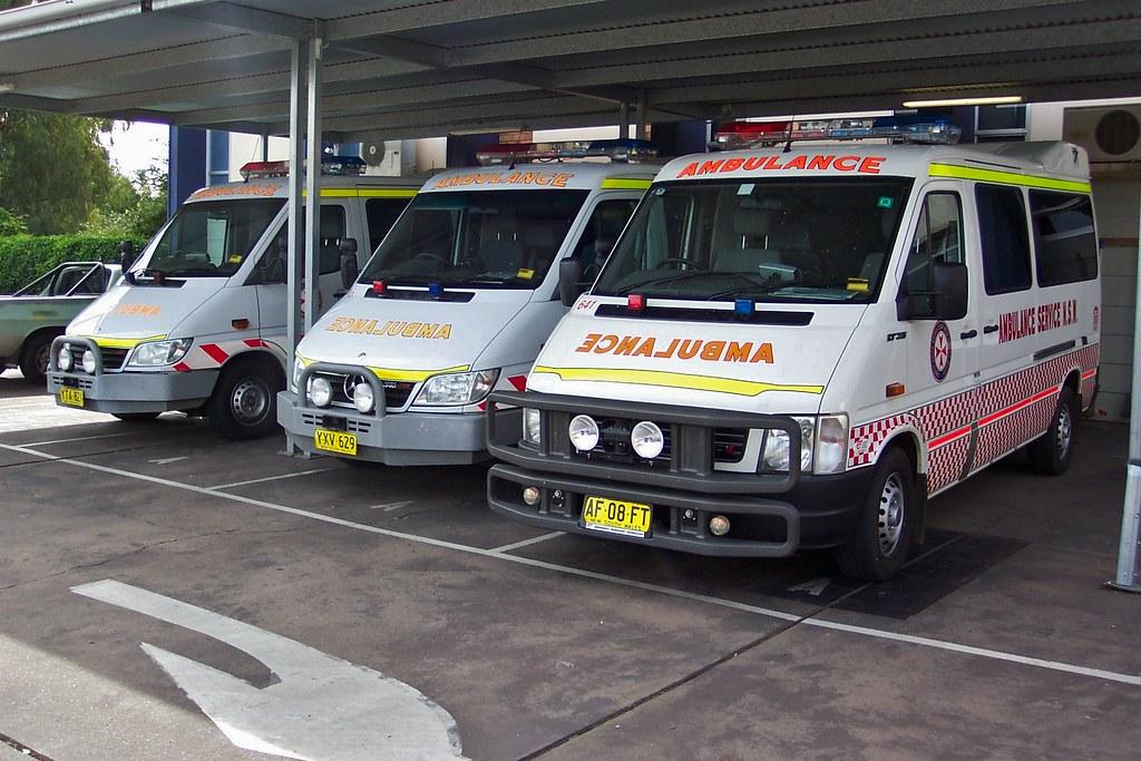 south australian ambulance service guidelines