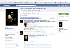 Facebook Page by S.Evalina