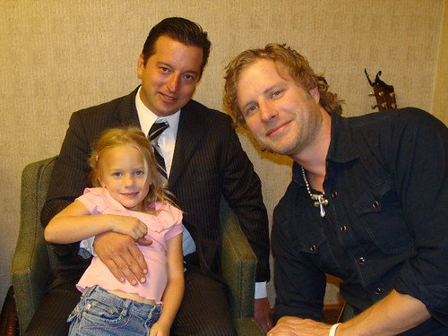 emma, jason and dierks | by delmccouryband