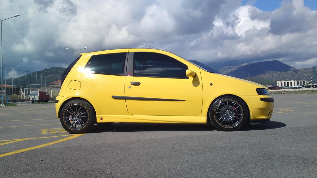 Fiat Punto Hgt 1 8 16v Chrissennapap Flickr