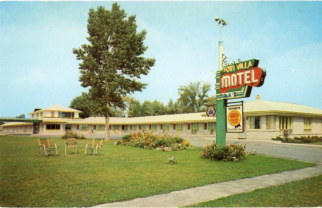 Motel  Ontario Ca Th St