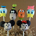 Mickey Mouse Clubhouse Cake Pops 1
