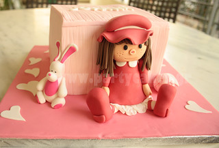 Doll Cake | by Party Cakes By Samantha