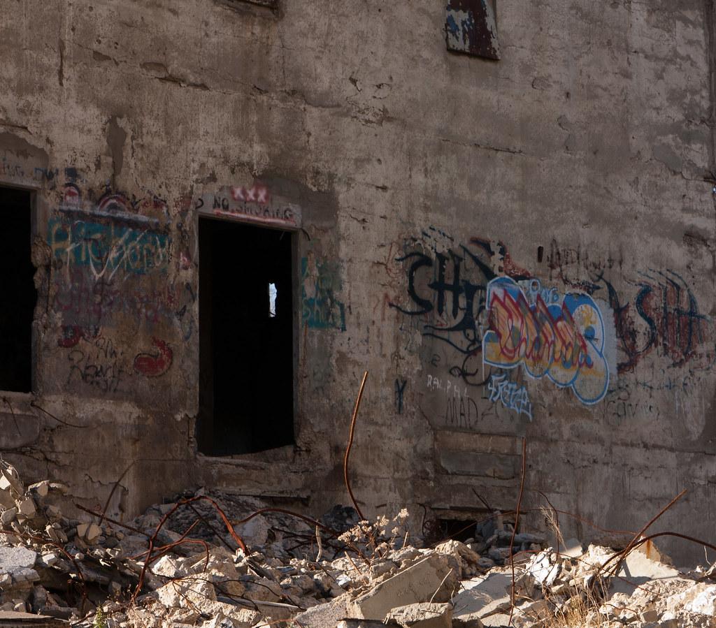 Alpha Portland Cement Company Ironton Ohio Underground : Alpha portland cement company this abandoned