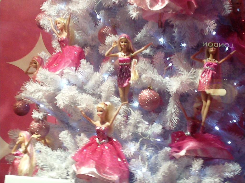 Barbie Christmas Tree | miluile | Flickr
