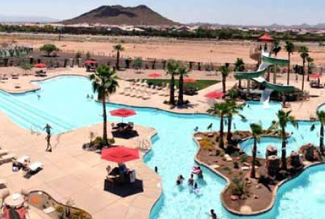 Large Outdoor Pool Cibola Vista Resort And Spa