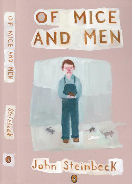 Of mice and men book vs