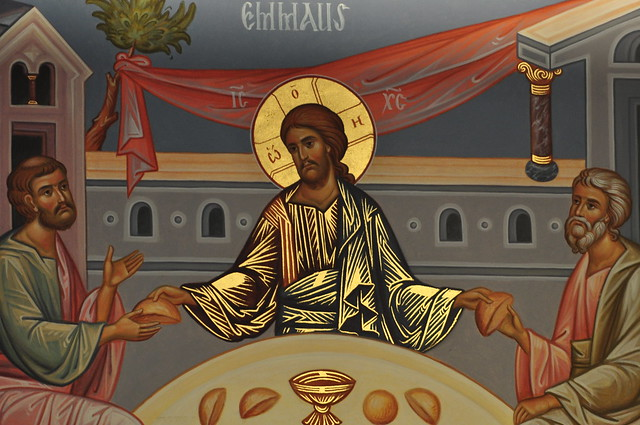 christ revealed in the breaking of the bread flickr photo sharing. Black Bedroom Furniture Sets. Home Design Ideas