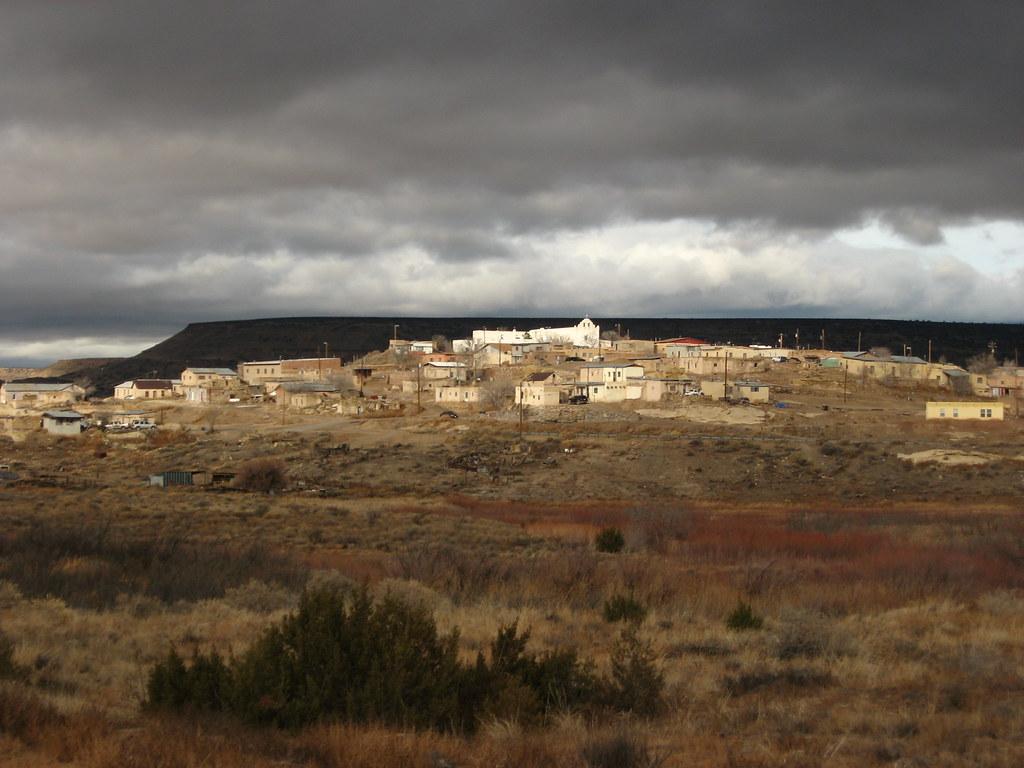 Mission San José de la Laguna, Laguna Pueblo, New Mexico ...