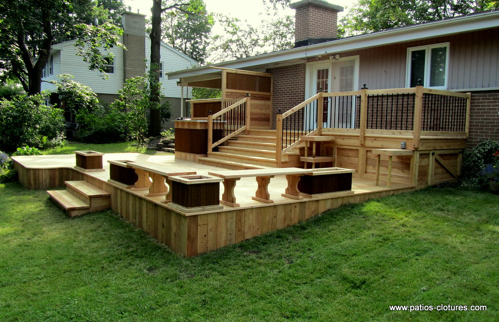 Patio deck design 13 patio - Deck ideas for home ...