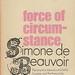 Penguin Books 2772 - Simone de Beauvoir - Force of Circumstance