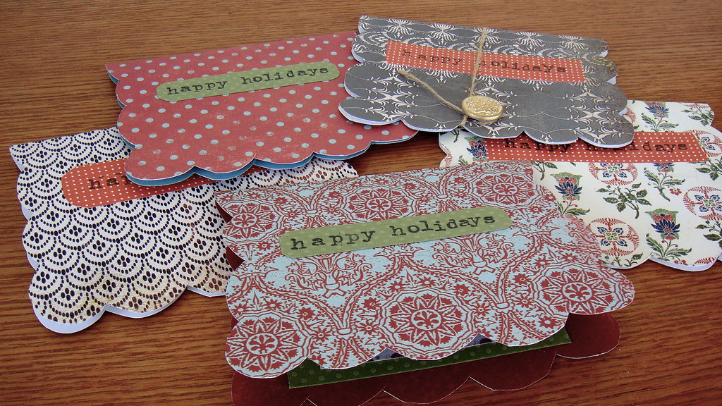 handmade arts and crafts ideas diy dewienski cards 2010 gizienski flickr 6682