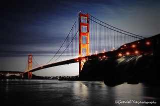 Golden Gate Bridge | by davidyuweb