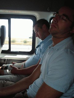Jason and Alan sleeping | by delmccouryband