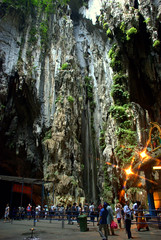 Batu Caves, Malaysia - Spectacle in Size